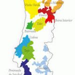 portugal wine map 1