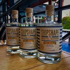 Shipshape and Bristol Fashion Gin 41% Vol - 50cl Bottle