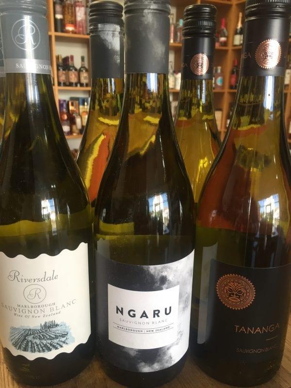 New Zealand Sauvignon Blanc Wine Case