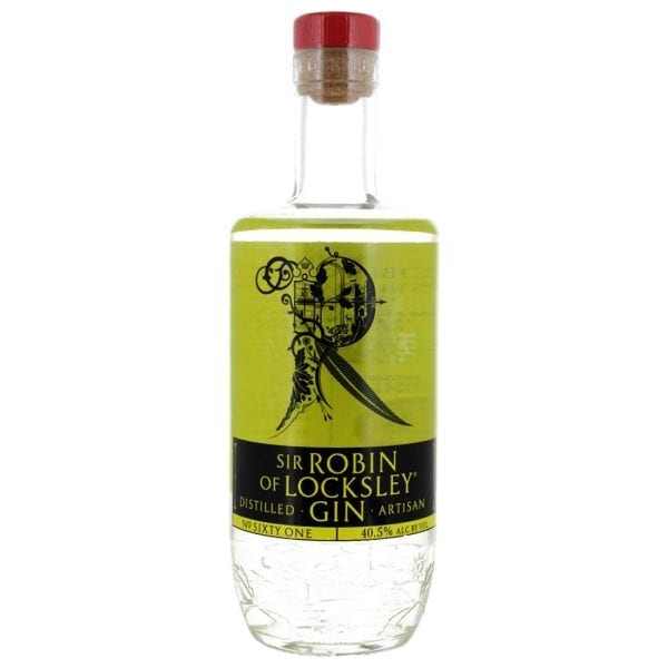 Sir Robin of Locksley Gin 40.5% Vol -70cl