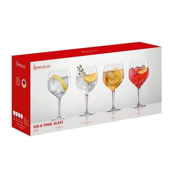 Spiegelau Gin & Tonic x 4 Glasses