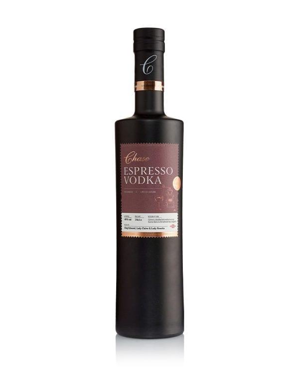 Chase Espresso Vodka 40% - 70cl