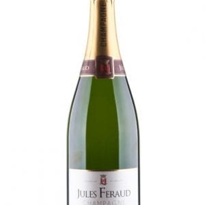 Jule Feraud Champagne Brut Reserve 12.5% - 75cl