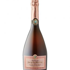 Jacques Bruere Cuvee Brut Rose 11.5% - 75cl