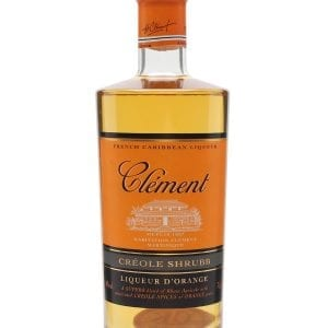 Clément Creole Shrubb Liqueur d'Orange 40% - 70cl