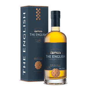 The English Original Single Malt Whisky 43% Vol - 70cl