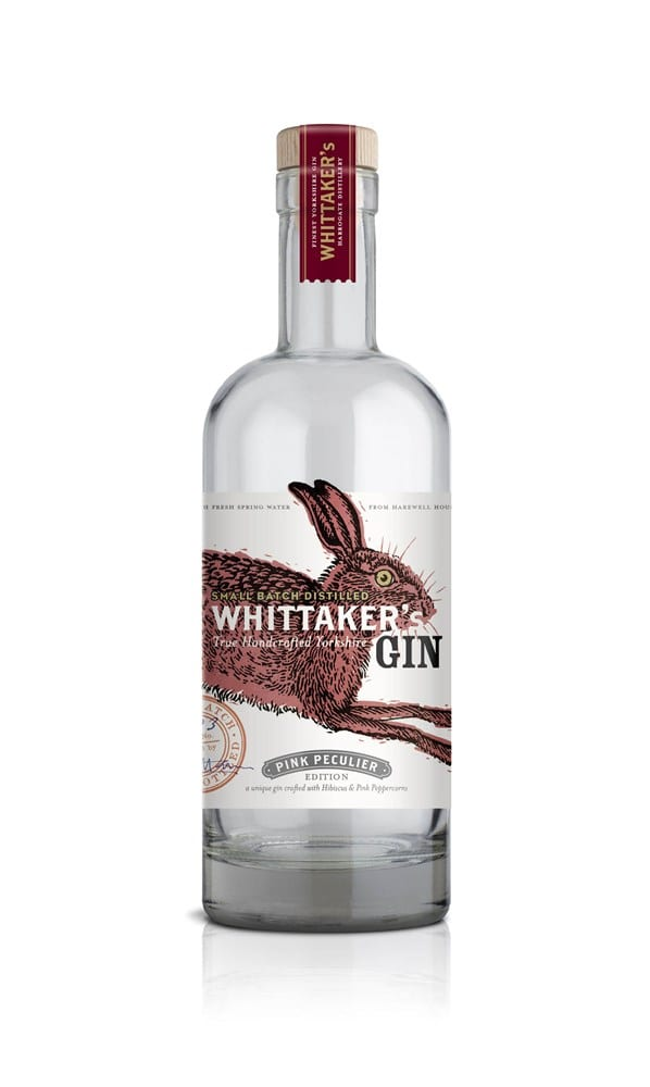 Whittaker's Gin Pink Particular